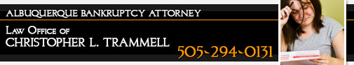 Albuquerque Bankruptcy Attorney Christopher L. Trammell